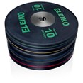 Eleiko Olympic WL Training Disc - 25 kg, black