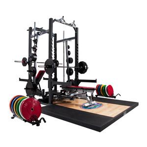 Bench Squat Rack Combo Bcep2015 Nl
