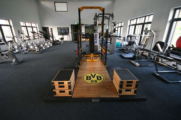 Image result for dortmund facilities
