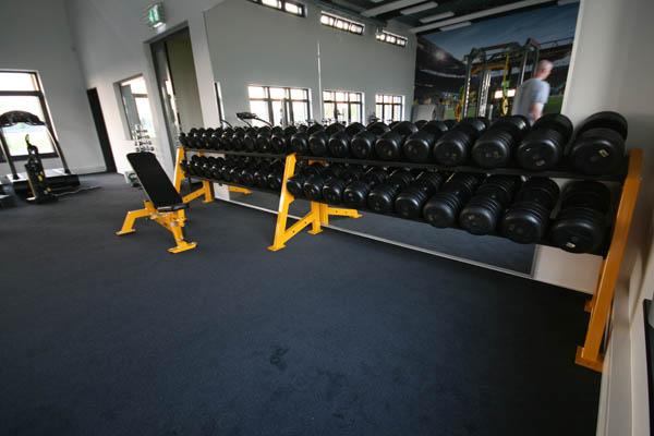 Borussia Dortmund Strength And Conditioning Facility